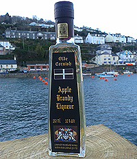 Olde Cornish Apple Brandy Liqueur 250ml