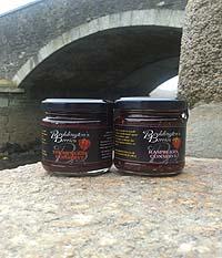 Cornish Strawberry Conserve(extra jam) 4oz/113g