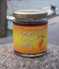 Cornish Chilli Company Double Hot Pepper Jelly