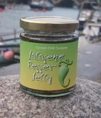 Cornish Chilli Company Jalapeno Pepper Jelly