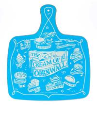 Cream of Cornwall Chopping Board