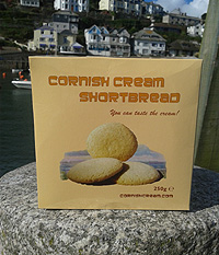 Cornish Cream Shortbread