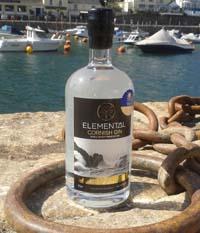 Elemental Cornish Gin 70cl