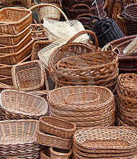Cornish Hamper Basket