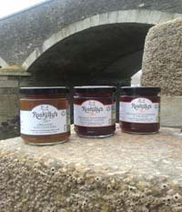 Cornish Jam's from Roskilly's 227g