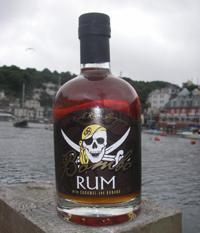 Cornish Bombo Rum Liqueur
