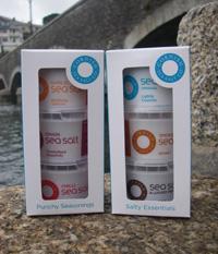 Cornish Sea Salt Pinch Pot Set