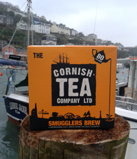 The Cornish Tea Companies Smugglers Tea