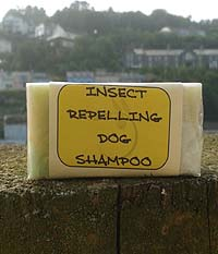 Cornish Insect Repelling Dog Shampoo