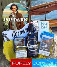 Poldark Hamper (Important add a message before you add to cart.)
