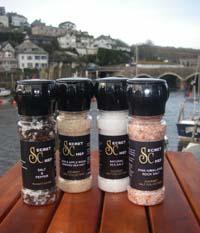 Cornish Secret Chef Gourmet Salts