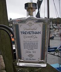 Trevethan Cornish Gin 70cl