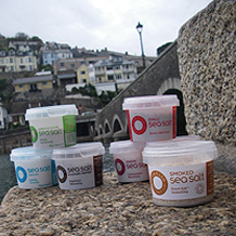 Cornish Salt, Seaweed, Chutneys, Pickles & Spicy Cornish