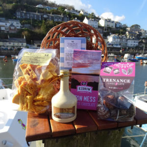 Cornish Hampers £25 to £35
