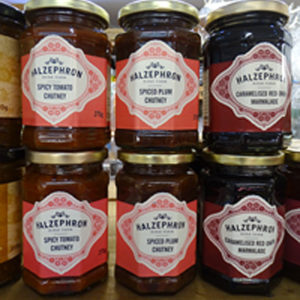 Cornish Chutney Preserves, butters and Dressing's