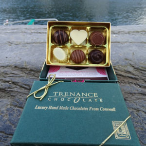 Cornish Fudge and Chocolates