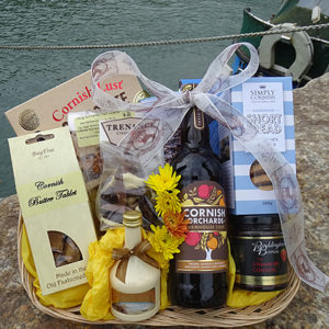 Ready Made Cornish Hampers