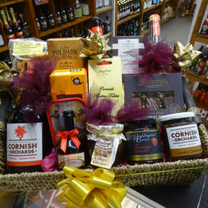 Purely Cornish Prepared Hampers
