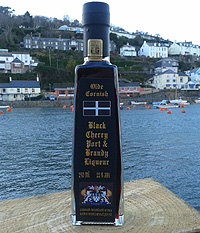 Olde Cornish Black Cherry and Brandy  Liqueur 250ml