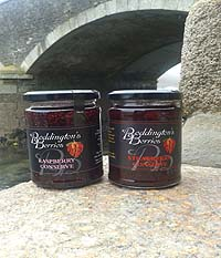 Cornish Jam Selection from Boddingtons Conserve(extra jam) 12oz/340g