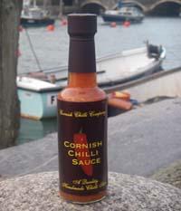 Cornish Chilli Company Cornish Chilli Sauce