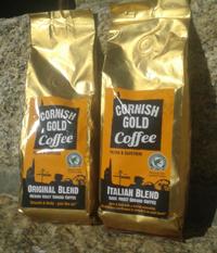 The Cornish Tea Companies Cornish Gold Coffee