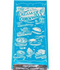 Cream of Cornwall Magnetic Fridge Pad