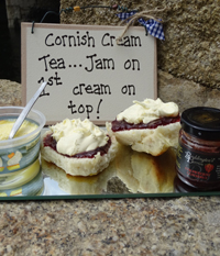 Cornish Clotted Cream Tea Starter Kit