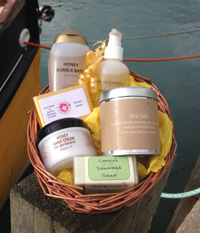 Cornish Gardeners Pamper Hamper
