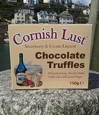 Cornish Lust Truffles
