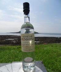 Cornish Moonshine 42% vol  50cl