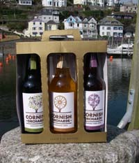 Cornish Orchards Classic Cider3 Bottle Gift Box