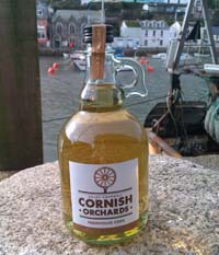 Cornish Orchards Farmhouse Cider 1L Alc 5.5% vol