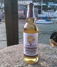 Cornish Orchards Gold Sparkling Cider 50cl