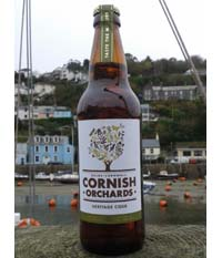 Cornish Orchards Heritage Cider 50cl
