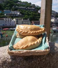 Cornish Pasty Box