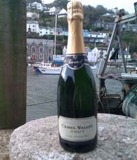 Camel Valley Brut Cornwall