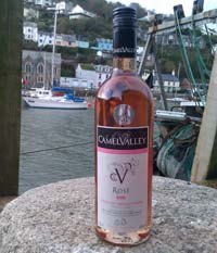 Camel Valley Rose