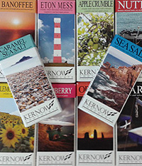 Kernow Chocolate Bar Selection 4 x100g