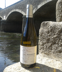 Cornish Knightor Maeleine Angevine 2011 75cl 11.5%vol