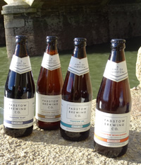 Padstow Cornish  Ale Selection