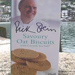 Rick Stein's Savoury Oat Biscuits with Cornish Sea Salt 170g
