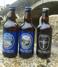 Tintagel Breweries Cornish Ale Selection