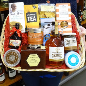 Cornish Hampers £38 to £65 Includes Carriage