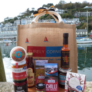 Make Your Own Cornish Hampers and Gifts.