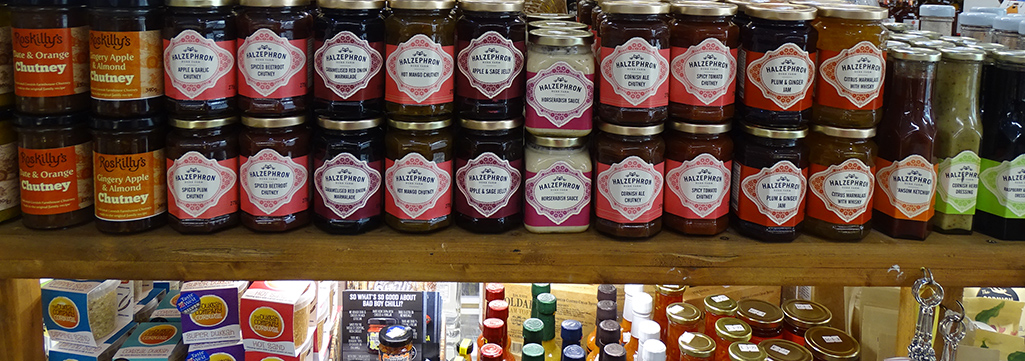 Cornish Preserves Banner