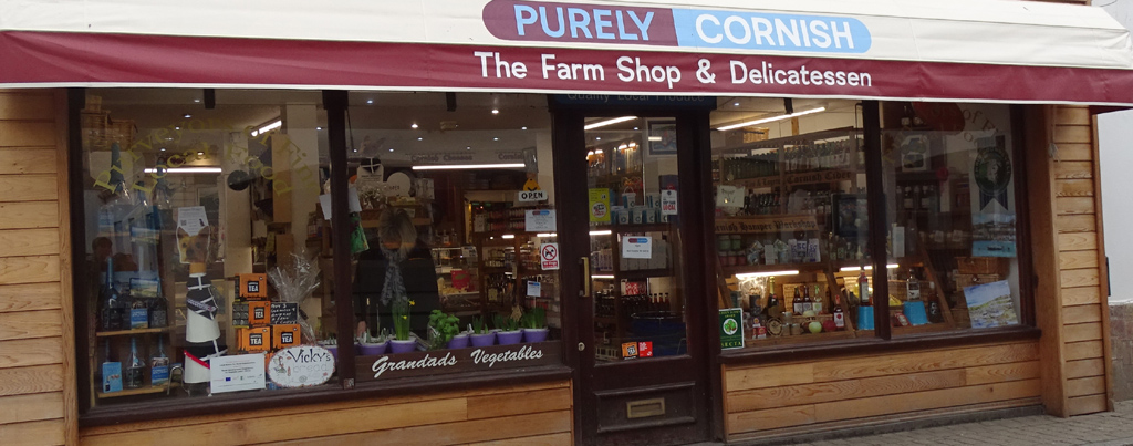 Purely Cornish Farm Shop and Deli