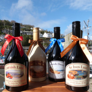 Cornish Liqueurs and Rums