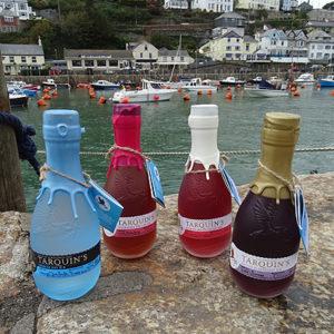 Cornish Gin, Vodka, Moonshine & Pastis