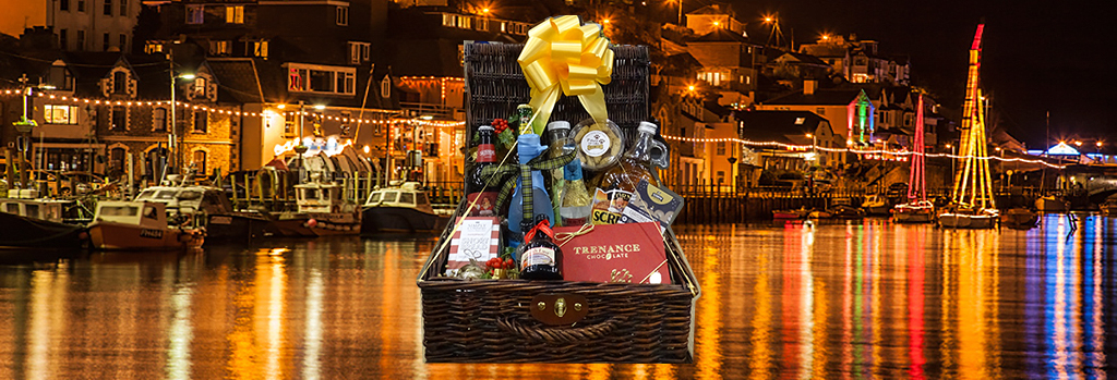 Cornish Christmas Hamper 2018